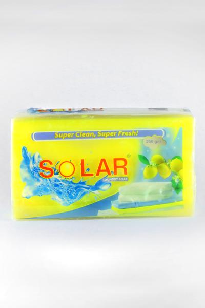 Solar Soap